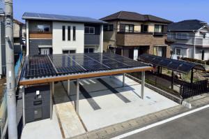 土浦・湘南エリアの方必見!月々3万円で手に入るソーラーガレージ住宅とは