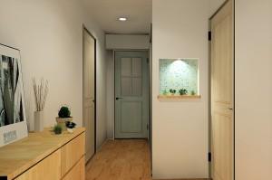 ちっちゃな植物をあつめて!玄関・キッチンに飾りたいグリーン