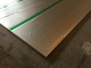 ぽかぽか床暖房のヒミツ!ガス温水式床暖房の施工