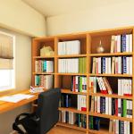 【墨田区・江東区エリアT様邸リノベーションレポート②】オーダー家具でピッタリサイズの書斎
