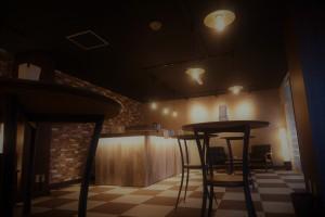 【アリーナ立川立飛・リノベーションレポート②】倉庫がムードたっぷりのバーに変身