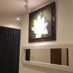重さのある絵や鏡の壁掛けは「間柱に固定」がコツ!