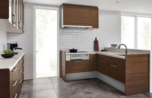 L字型キッチン-min