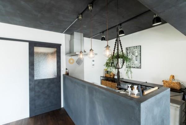 I型キッチン-min