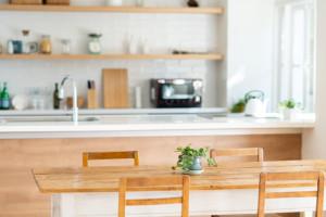 ダイニングテーブルの配置と選び方
