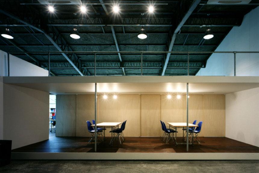 倉庫オフィス1
