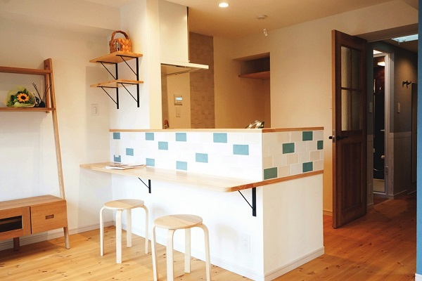 semi-open-kitchen