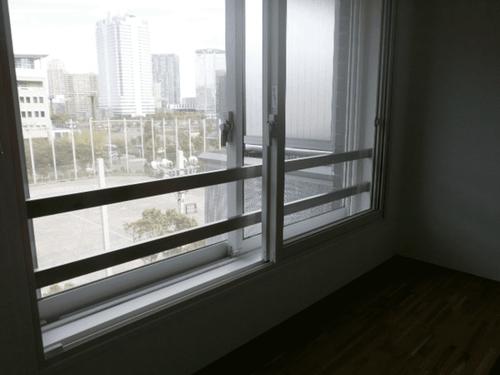二重窓施工の例