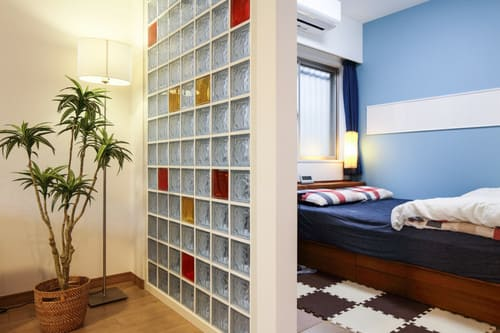 エコカラットで快適な湿度を保つ寝室のリノベーション事例