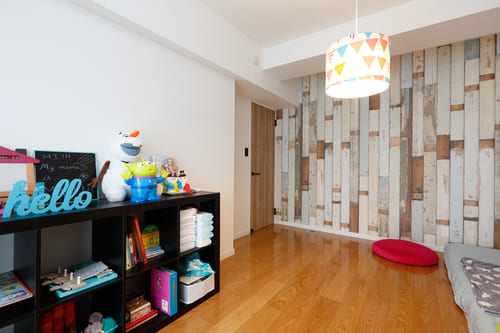 子ども部屋はいつから必要? 理想的な間取りや家具の選び方は?