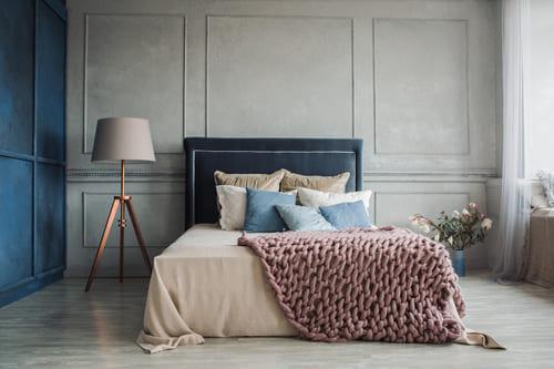 眠れないのは寝室が原因? ぐっすり眠れる睡眠環境の整え方