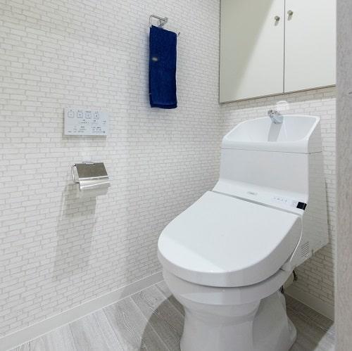 ひかリノベのリノベーション事例(トイレ)