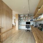 「ホームオフィス」在宅勤務をより快適にする部屋づくり