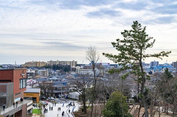 南町田グランベリーパークの画像