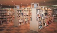 海老名市立中央図書館イメージ