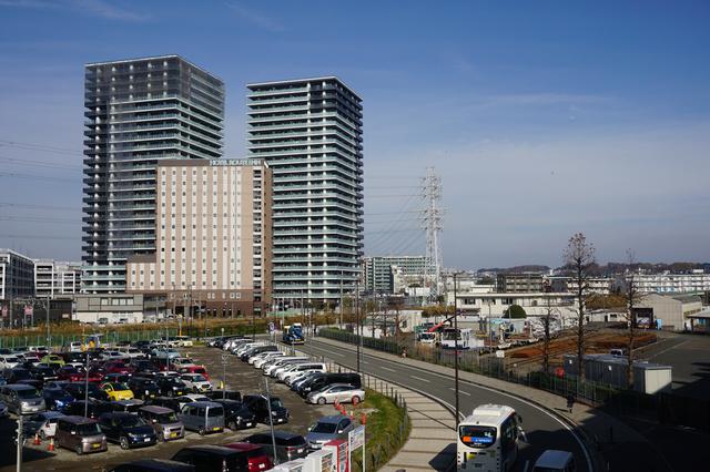 めぐみ町の開発イメージ