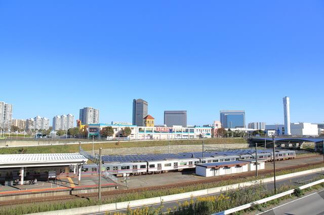 千葉ニュータウン中央駅 北総鉄道