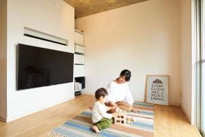 ◆新しい土地、新しい暮らし。家族の新生活に寄り添う家◆