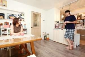 ◆パステルで描くふたりの家◆