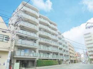 【リノベ向き】キャニオングランデ三鷹 4,480万円