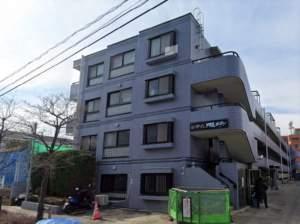 【両国】セザール上野毛ガーデン 3,480万円