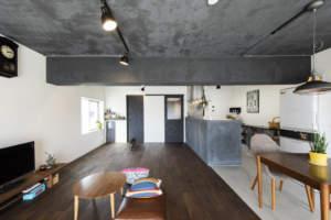 ◆築39年のマンションリノベ。築古ゆえの課題を克服する工夫◆