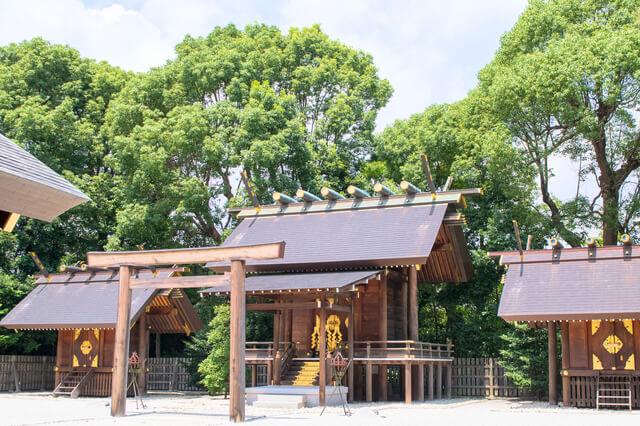 東京都 阿佐ヶ谷神明宮 本殿