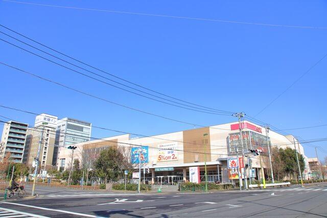 新鎌ヶ谷駅入口交差点
