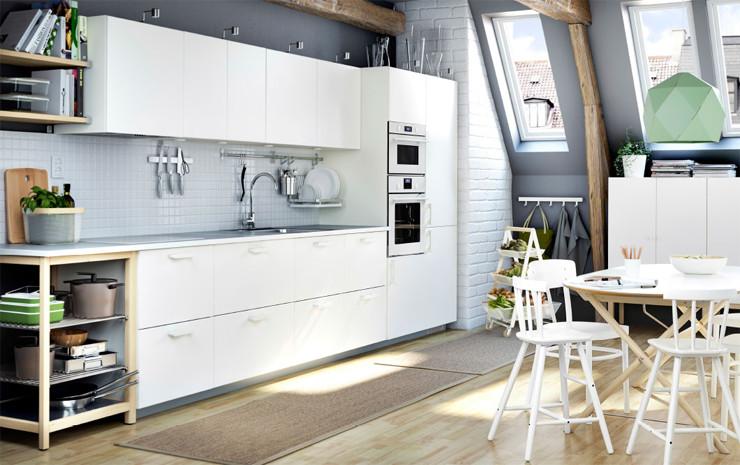 カタログで見たこんな素敵なキッチンも・・・