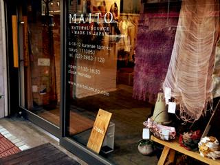 MAITO 蔵前 WORK & SHOP