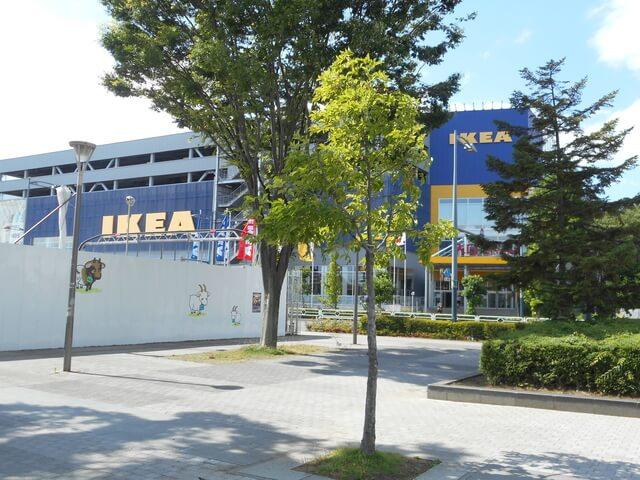 IKEA立川
