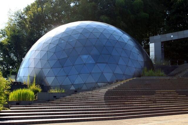 東大和市立郷土博物館のプラネタリウム