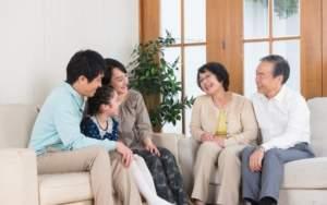 """二世帯住宅リフォーム相談会 """"ほどよい距離感""""で家族がつながる家づくり"""