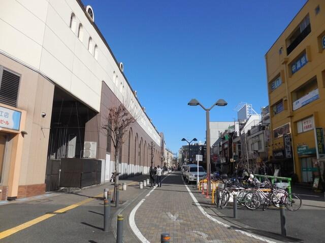 狛江駅南口