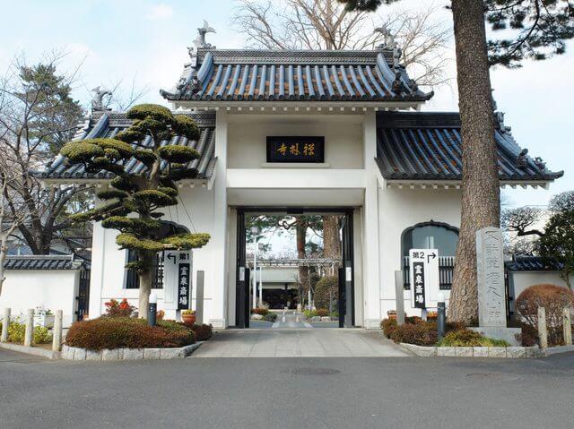 美しい禅林寺山門
