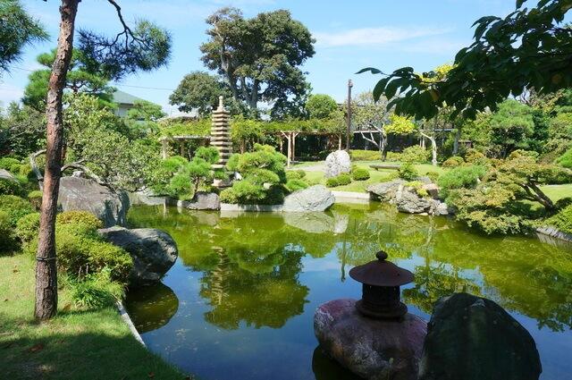 旧吉田茂邸 庭園