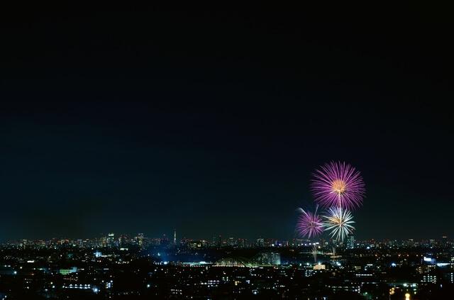 狛江市 花火大会