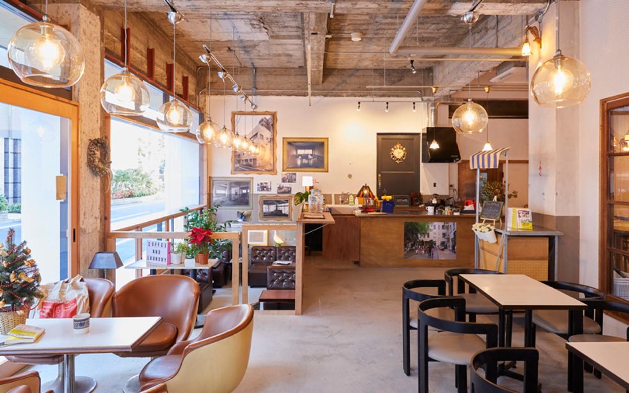 話題のリノベカフェ『喫茶ランドリー』で学ぶ 中古リノベ基礎セミナー